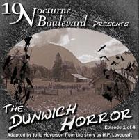 Dunwich Horror by HP Lovecraft audio drama