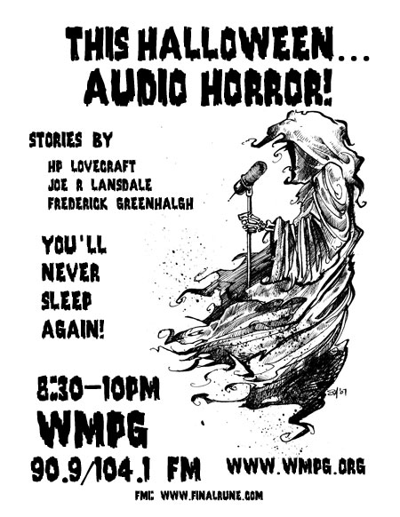audio horror story