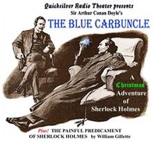 Sherlock Holmes Blue Carbuncle Radio Drama, Part 2