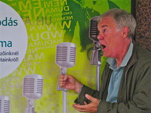 Phil Proctor Radio Actor