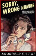 Sorry Wrong Number Radio Drama