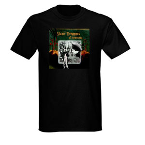 Steam dreamers of inverness tshirt