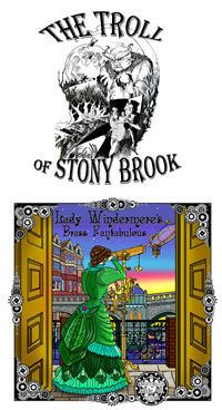 Troll of Stony Brook and ZBS Steampunk