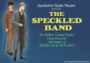 Sherlock Holmes and the Case of the Speckled Band Audio Drama
