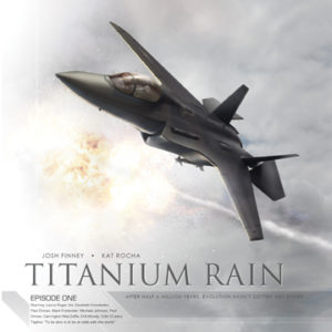 Titanium Rain Audio Comics Adaptation