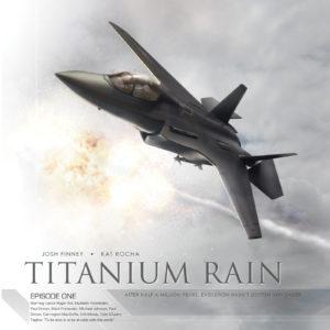 Titanium Rain Action Adventure Radio Drama